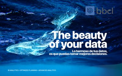 The beauty is in the simplicity of your data